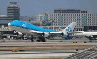 PH-BFD @ LAX - KLM 747-400