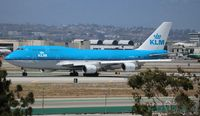 PH-BFI @ LAX - KLM 747-400