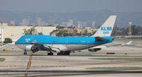 PH-BFP @ LAX - KLM Asia