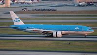 PH-BQD @ ATL - KLM 777-200