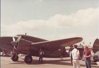 N30N @ HRL - Confederate Air Force Airshow October 1982. Scanned from Print
