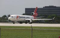 PH-MCU @ MIA - Martinair Cargo
