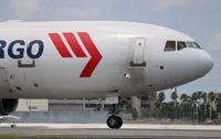 PH-MCY @ MIA - Martinair Cargo - by Florida Metal