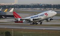 PH-MPS @ MIA - Martinair Cargo