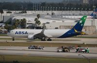 PR-ABB @ MIA - ABSA Cargo