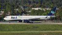 PR-AIW @ MCO - Azul A330