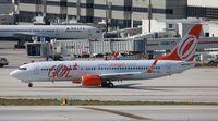 PR-GUI @ MIA - GOL 737-800