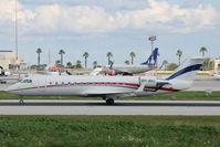 9H-BVJ @ LMML - Canadair Challenger850 9H-BVJ - by Raymond Zammit