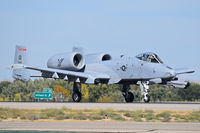 80-0276 @ KBOI - RWY 10R take off. 190th Fighter Sq., Idaho ANG. - by Gerald Howard