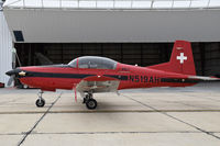 N519AH @ KBOI - Parked by south hangars. - by Gerald Howard