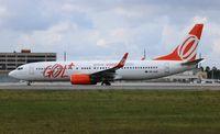 PR-GUR @ MIA - GOL 737-800