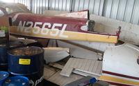 N2565L @ VTXX - wfu - used as training frame for a local flying club