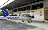 N4931B @ VTBT - stationed in Thailand