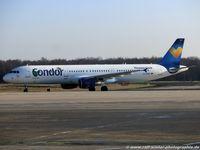 D-AIAA @ EDDK - Airbus A321-211 - Condor - D-AIAA - 17.02.2016 - CGN - by Ralf Winter