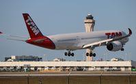 PR-XTA @ MIA - TAM A350