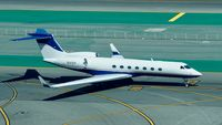 N415P - GLF5 - Nordwind Airlines