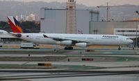 RP-C3439 @ LAX - Philippine