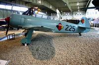 225 - Luftwaffenmuseum Gatow 28.5.2008 - by leo larsen