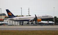 TF-FIN @ MIA - Icelandair