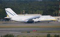 UR-82073 @ MCO - Antonov Design Bureau
