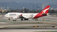 VH-OEJ @ LAX - Qantas