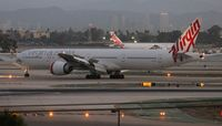 VH-VPF @ LAX - Virgin Australia