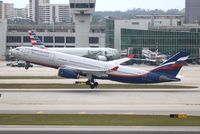 VQ-BBF @ MIA - Aeroflot