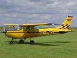 G-BNKI @ EGSV - Visiting aircraft - by Keith Sowter