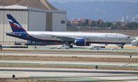 VQ-BQB @ LAX - Aeroflot