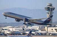 VQ-BQC @ LAX - Aeroflot