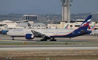 VQ-BQD @ LAX - Aeroflot