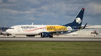XA-AMC @ MIA - Aeromexico