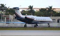 XA-CPQ @ FLL - Gulfstream V