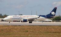 XA-GAK @ MIA - Aeromexico