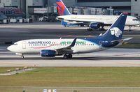 XA-GOL @ MIA - Aeromexico