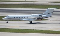 XA-RCM @ FLL - Gulfstream IV