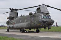 ZA718 @ ETMN - Nice Visitor at ETMN / Nordholz Air Base