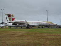 B-8269 @ NZAA - back at AKL with a bunch of other chinese - by magnaman