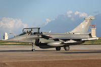 30-IN @ LMML - Dassault Rafale 110/30-IN French Air Force - by Raymond Zammit