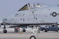 81-0955 @ KBOI - 190th Fighter Sq., Idaho ANG. - by Gerald Howard