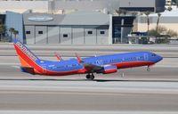 N8322X @ KLAS - Boeing 737-800 - by Mark Pasqualino