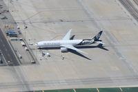 ZK-OKO @ LAX - Air New Zealand
