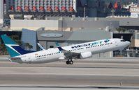 C-FLSF @ KLAS - Boeing 737-800 - by Mark Pasqualino