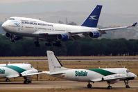 LV-BBU @ LEMD - Aerolineas Argentinas landing - by Jean Goubet-FRENCHSKY
