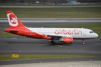 OE-LNA @ EDDL - Airbus A319-112 - HG NLY Niki opr for Air Berlin - OE-LNA - 30.03.2016 - DUS - by Ralf Winter