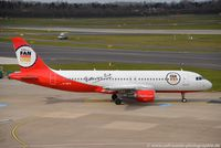 D-ABFK @ EDDL - Airbus A320-214 - AB BER Air Berlin 'Fan Force One' - D-ABFK - 30.03.2016 - DUS - by Ralf Winter