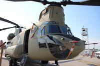 09-08827 @ BKL - CH-47F - by Florida Metal