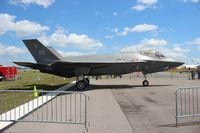 11-5034 @ LAL - F-35A - by Florida Metal