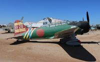 41-1414 @ RIV - BT-13 Valiant made to look like Aichi D3A VAL