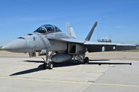 "166888 @ KBOI - Parked on south GA ramp.  VAF-102 ""Diamondbacks"", NAF Atsugi, Japan. (CVW-5  USS Ronald Reagan) - by Gerald Howard"